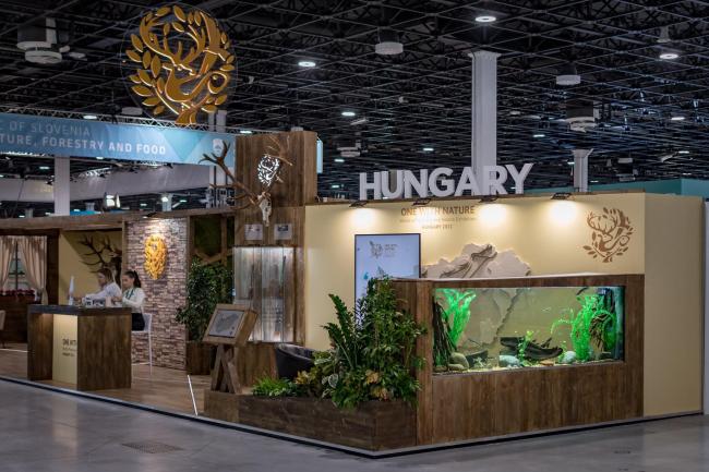 Vadászati Világkiállításon a Nyíregyházi Szakképzési Centrum