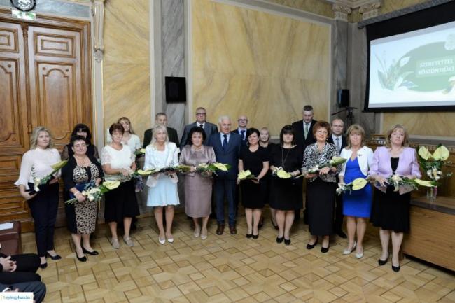 24 szakember munkáját ismerték el - Óriási gratuláció!
