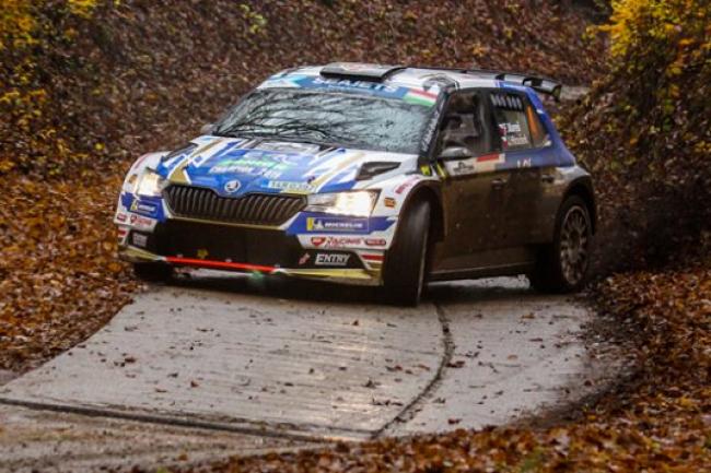 Útlezárások: a héten Rally Európa-bajnokság