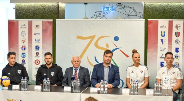 Magyar Röplabda Szövetség: indul minden idők legerősebb Extraliga-szezonja
